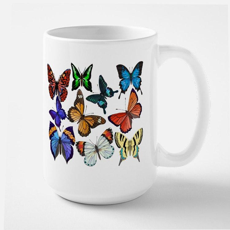 Butterflies Mug
