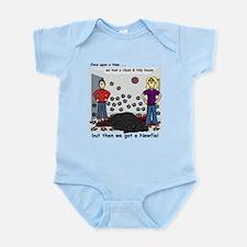 Newfie House - Infant Bodysuit