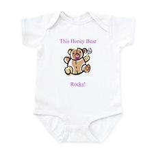 This Honey Bear Rocks! Onesie