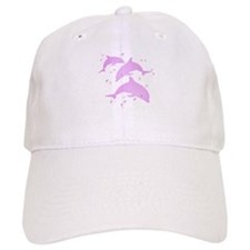 Pink Dolphins Cap