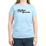 Mother of the Groom Women's Pink T-Shirt