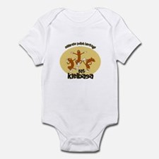 celebrate Polish heritage ea Infant Bodysuit