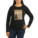 Soapy Smith Women's Long Sleeve Dark T-Shirt