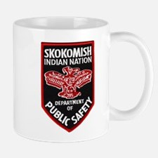 Skokomish Police Mug