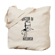 Doctor of kielbasa Tote Bag