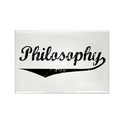 Philosophy Rectangle Magnet (100 pack)