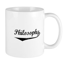 Philosophy Small Mug