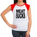 Meat Sucks Women's Cap Sleeve T-Shirt