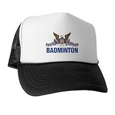 American Badminton Trucker Hat