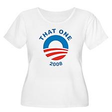 That One Obama Logo 2008 T-Shirt