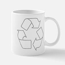 Recycling Carbon Footprint Mug