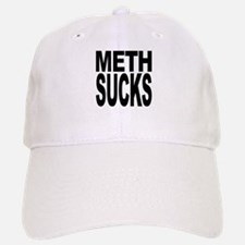 Meth Sucks Baseball Baseball Cap