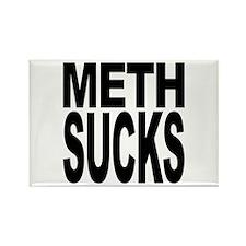 Meth Sucks Rectangle Magnet (100 pack)