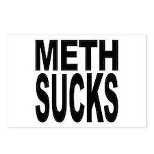 Meth Sucks Postcards (Package of 8)
