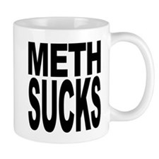 Meth Sucks Mug