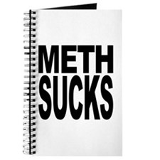 Meth Sucks Journal
