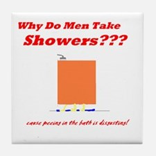 Cool Urine Tile Coaster