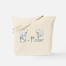 Bi-Polar Bears Tote Bag