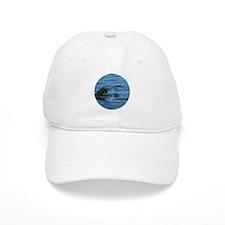 Whale Tail II- Baseball Cap