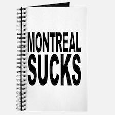 Montreal Sucks Journal