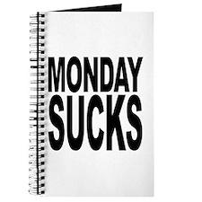 Mondays Suck Journal
