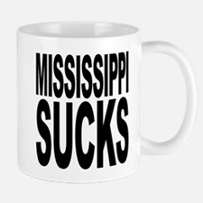 Mississippi Sucks Mug