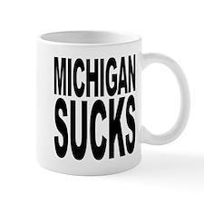 Michigan Sucks Mug