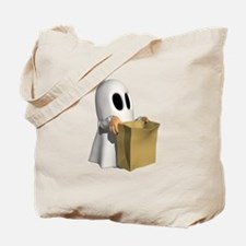 HAUNTING FOR CANDY Tote Bag