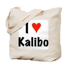 I love Kalibo Tote Bag