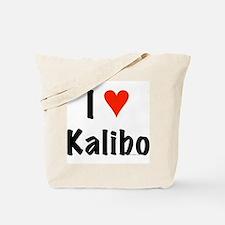I love Kalibo Tote Bag
