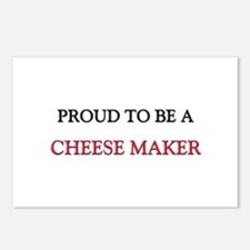Proud to be a Cheese Maker Postcards (Package of 8