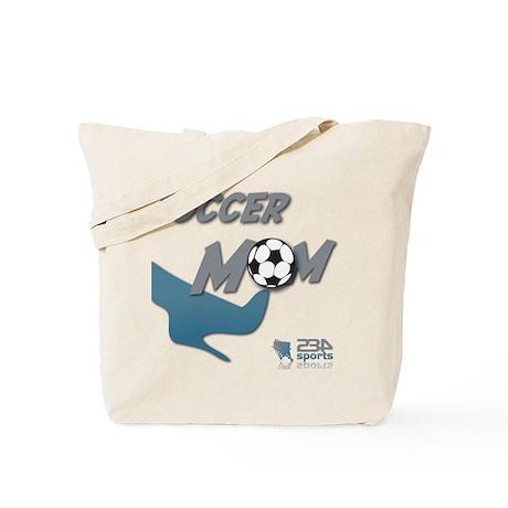 Soccer-Mom Tote Bag