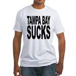 Tampa Bay Sucks Fitted T-Shirt