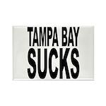 Tampa Bay Sucks Rectangle Magnet
