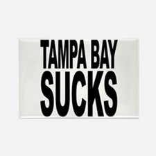 Tampa Bay Sucks Rectangle Magnet