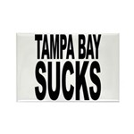 Tampa Bay Sucks Rectangle Magnet (100 pack)