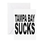 Tampa Bay Sucks Greeting Cards (Pk of 20)