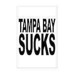 Tampa Bay Sucks Mini Poster Print
