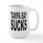 Tampa Bay Sucks Large Mug
