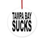 Tampa Bay Sucks Ornament (Round)