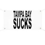 Tampa Bay Sucks Banner