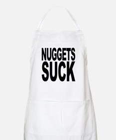 Nuggets Suck BBQ Apron