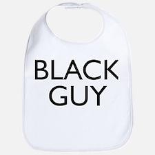BLACK GUY Bib