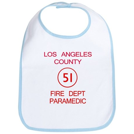 Emergency Squad 51 Bib