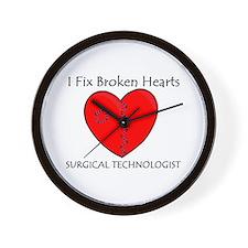 Heart Mender ST Wall Clock