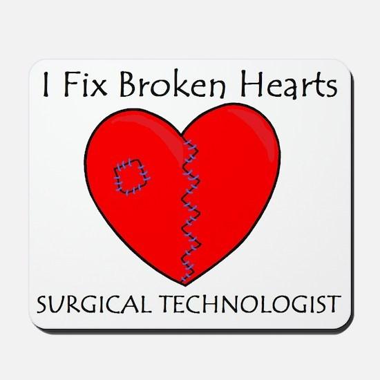 Heart Mender ST Mousepad