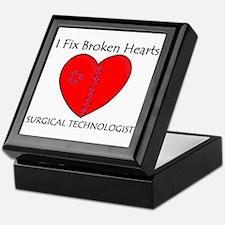 Heart Mender ST Keepsake Box