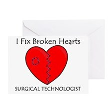 Heart Mender ST Greeting Card