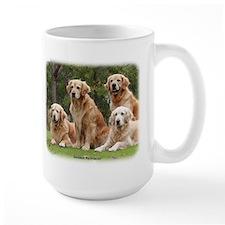 Golden Retriever 9Y180D-149 Mug