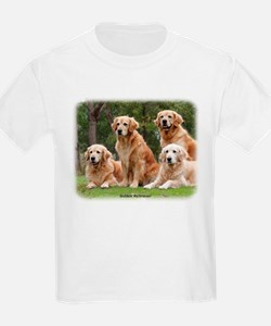 Golden Retriever 9Y180D-149 T-Shirt